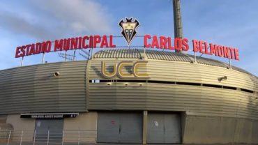 """DxTs reportaje """" Visita Estadio Municipal Carlos Belmonte"""""""