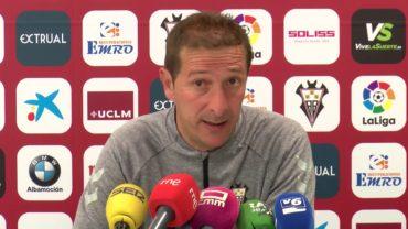 El Albacete Balompié busca 3 puntos este sábado en el Carlos Belmonte