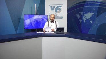 Informativo Visión 6 Televisión 19 marzo 2019
