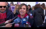 Fademur se reúne con las candidatas socialistas al Congreso y Senado