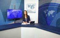 Informativo Visión 6 Televisión 22 Abril 2019