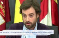 Los premios 'Capitán optimista' toman el nombre de Antonio Cepillo