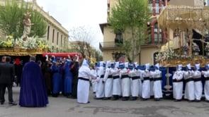 Procesión Domingo de Resurreción, 'Encuentro con el Resucitado' 21 abril 2019
