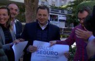 Antonio Serrano pasa su ITV como senador por Albacete