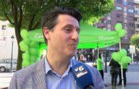 Contigo Somos Democracia ha salido a la calle para explicar sus propuestas para mejorar Albacete