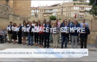 Estas son las caras de la «Pasión por Albacete» del Partido Popular