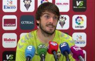 """Eugeni: """"De los rivales que hay para el Play Off no me gusta ninguno"""""""