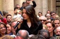Inés Arrimadas pide «Aire Fresco» en Albacete y la región