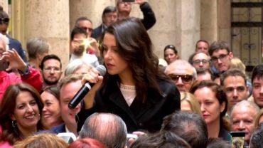 """Inés Arrimadas pide """"Aire Fresco"""" en Albacete y la región"""