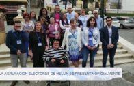 La Agrupación Electores de Hellín se presenta oficialmente