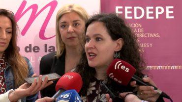 "Liderazgo femenino, objetivo del ""Programa Evoluciona"""