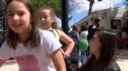 Madrigueras rinde homenaje a San Isidro con una tractorada infantil