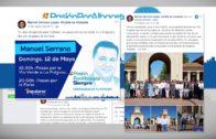 Manuel Serrano no juega limpio en la campaña electoral