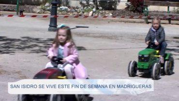 San Isidro se vive este fin de semana en Madrigueras