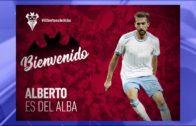 Alberto Benito, fichaje del Albacete Balompié
