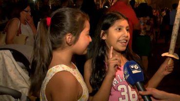 Miles de antorchas dan la bienvenida al verano en Albacete
