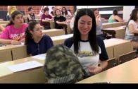 Primer y último día para muchos estudiantes de la UCLM