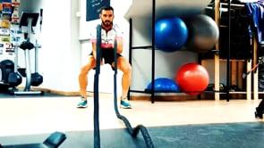 "Al fresco reportaje ""El Ironman David Calixto"" 19 julio 2019"