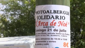 Al Fresco 'Reportaje Motoalbergue' 22 julio 2019