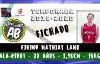 Eivind Mathías Lamo ficha por el Albacete Basket