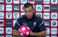 El Albacete presenta a Karim Azamoum