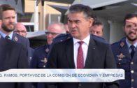 González Ramos, portavoz de la Comisión de Economía y Empresas