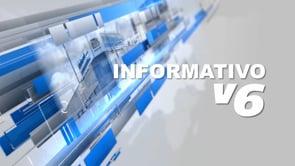 Informativo Visión 6 Televisión 17 julio 2019