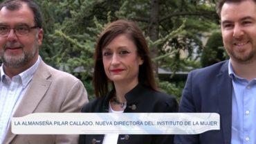 La almanseña Pilar Callado, nueva Directora del Instituto de la Mujer