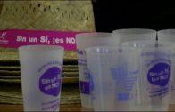 Las violaciones en cita centran la campaña «Sin un sí, es no»