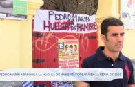 Pedro Marín abandona la huelga de hambre: Toreará en la Feria de 2020