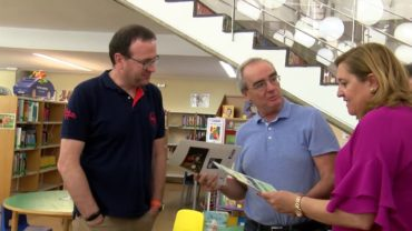 """Presentado el proyecto """"Red de bibliotecas escolares"""""""