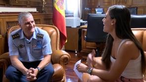 Al Fresco 'Entrevista Rafael Gómez, Coronel Maestranza Aérea de Albacete' 23 Agosto 2019
