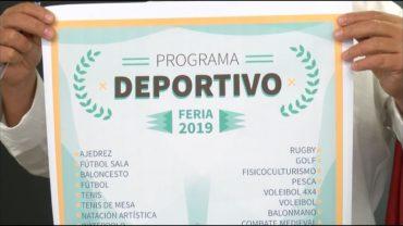 Albacete presenta la feria deportiva 2019