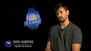 DxTs 'Entrevista Rafa Huertas CB Almansa' 20 Agosto 2019