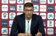 El Albacete Balompié presenta a Roberto Olabe
