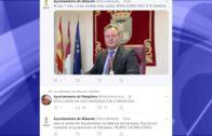 El Ayuntamiento pone en conocimiento de la Policía Nacional el 'hackeo' de su cuenta de Twitter