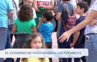 El convenio de Feria divide a los feriantes