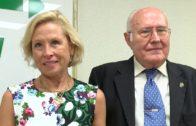 Emotiva despedida de Andés Sánchez como presidente de la AECC
