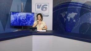 Informativo Visión 6 Televisión 21 agosto 2019