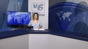 Informativo Visión 6 Televisión 22 agosto 2019