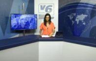 Informativo Visión 6 Televisión 8 agosto 2019