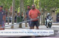 Al fresco 'Reportaje Carrozas y Toro de fuego en Barrax' 19 agosto 2019