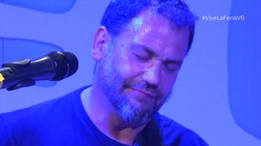 Actuación de Paco Lupi