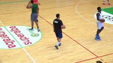 El Albacete Basket prepara su debut en liga