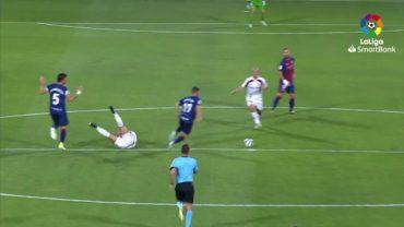 El Albacete vence 0-1 frente al Huesca