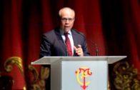 Javier López-Galiacho pregonó la Feria Taurina 2019