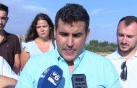 NNGG Albacete protesta contra el pago en las autovías gratuitas