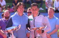 Berlocq fulmina a Almagro en el Trofeo de Tenis Ciudad de Albacete