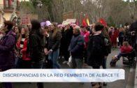 Discrepancias en la Red Feminista de Albacete