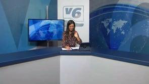 Informativo Visión 6 Televisión 15 octubre 2019